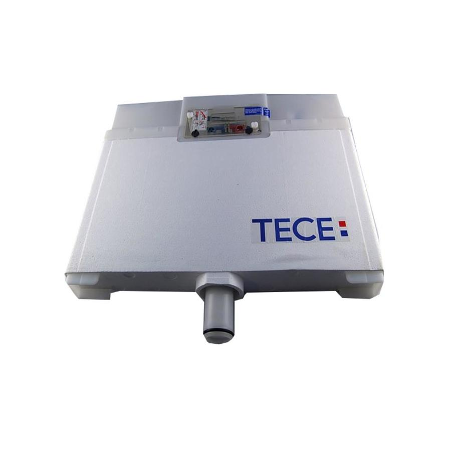 TOTO Plastic White 0.9-GPF Dual-Flush High-Efficiency Toilet Tank