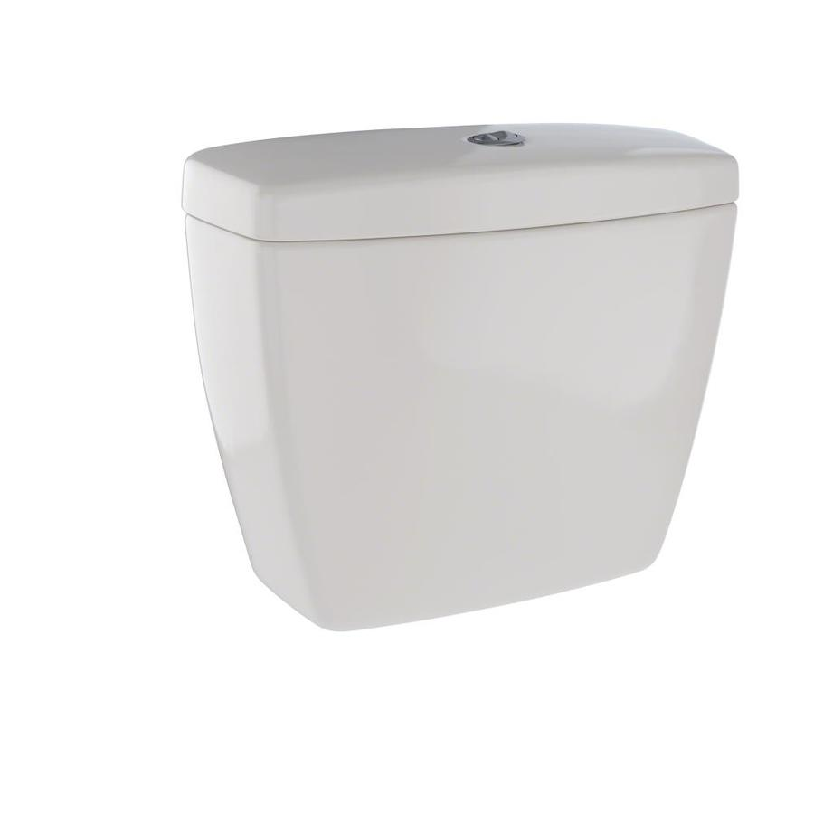 TOTO Rowan Sedona Beige 1-GPF Dual-Flush High-Efficiency Toilet Tank