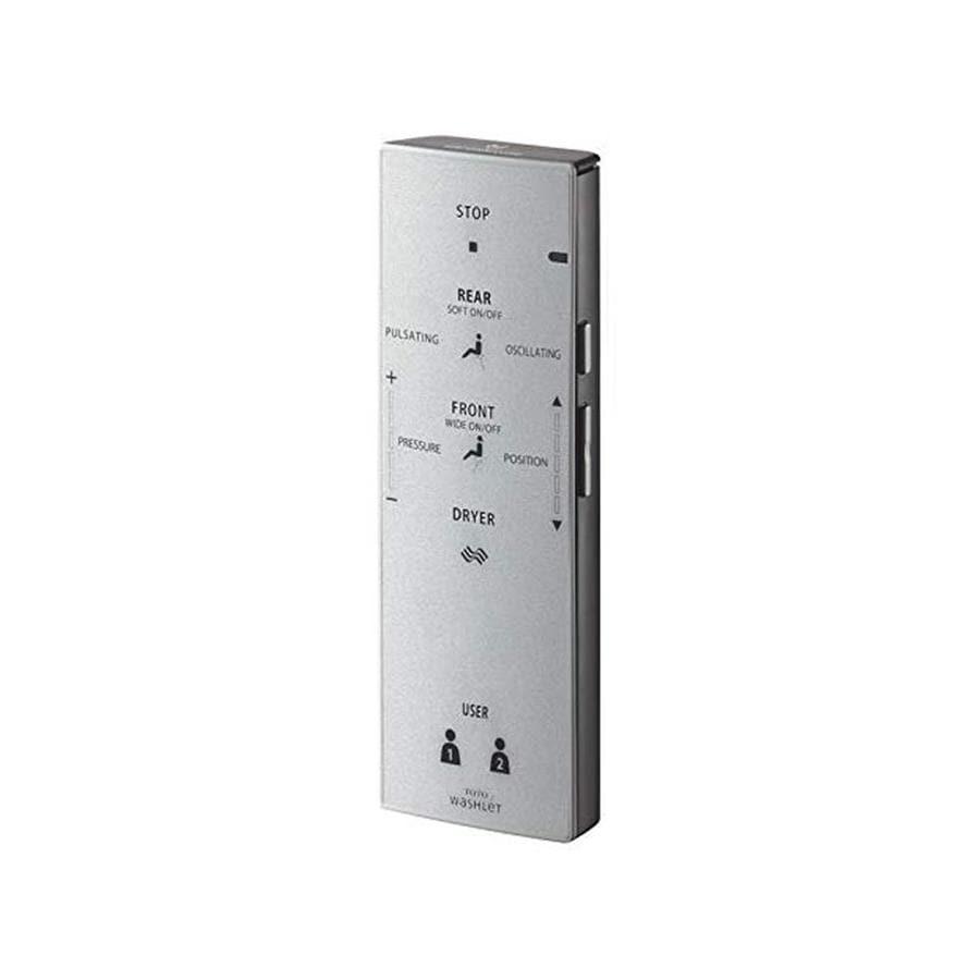 Toto Gray Toilet Hardware Kit For Washlet S350e