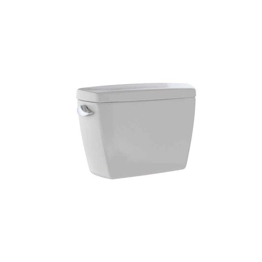 TOTO Drake Sedona Beige 1.28-GPF Single-Flush High-Efficiency Toilet Tank