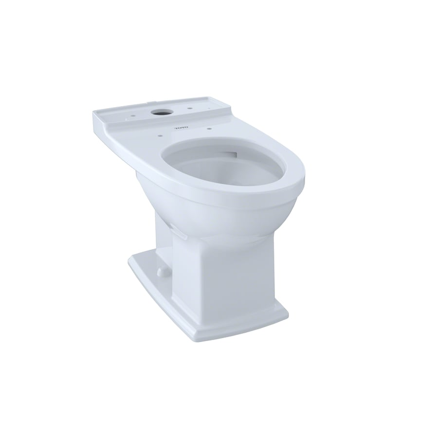 TOTO Connelly Chair Height Cotton White 12 Rough-In Elongated Toilet Bowl