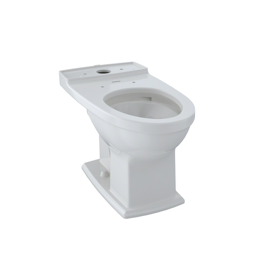 TOTO Connelly Chair Height Colonial White 12 Rough-In Elongated Toilet Bowl
