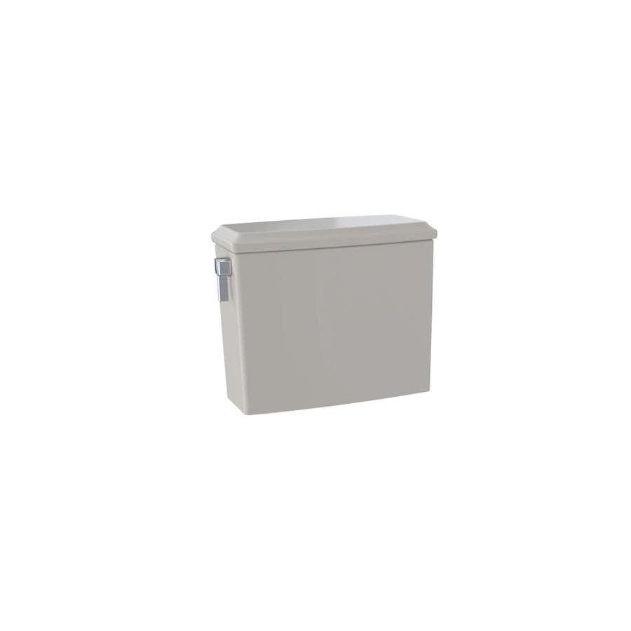 TOTO Connelly Bone 0.9-GPF Dual-Flush High-Efficiency Toilet Tank