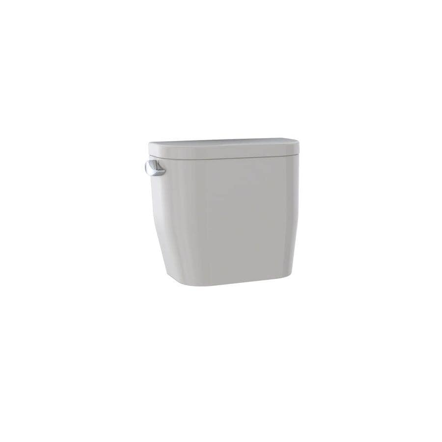 TOTO Entrada Sedona Beige 1.28-GPF Single-Flush High-Efficiency Toilet Tank