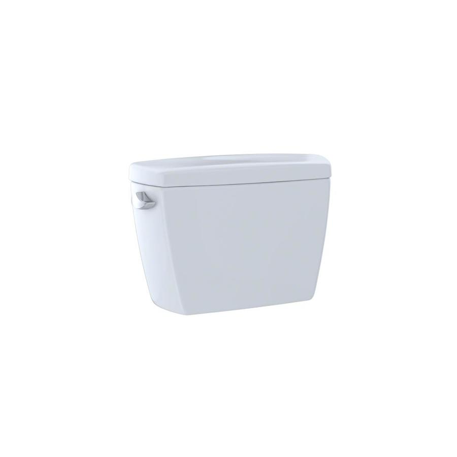 TOTO Drake Cotton White 1.6-GPF Single-Flush High-Efficiency Toilet Tank