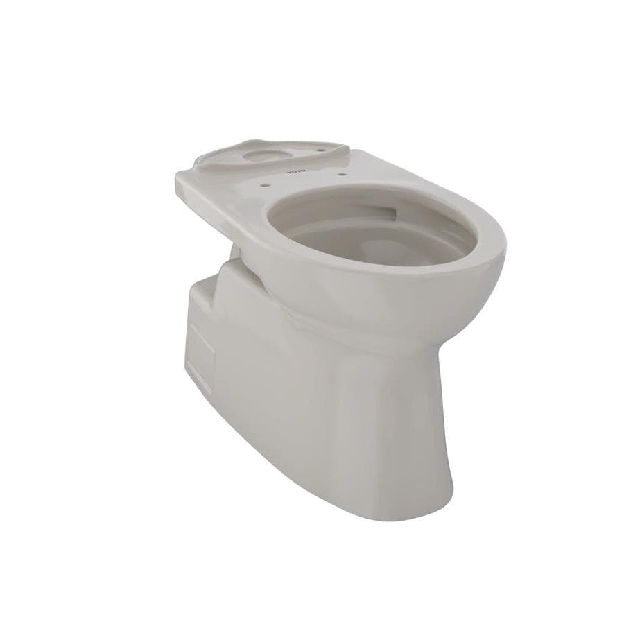 TOTO Vespin II Chair Height Bone 12 Rough-In Elongated Toilet Bowl