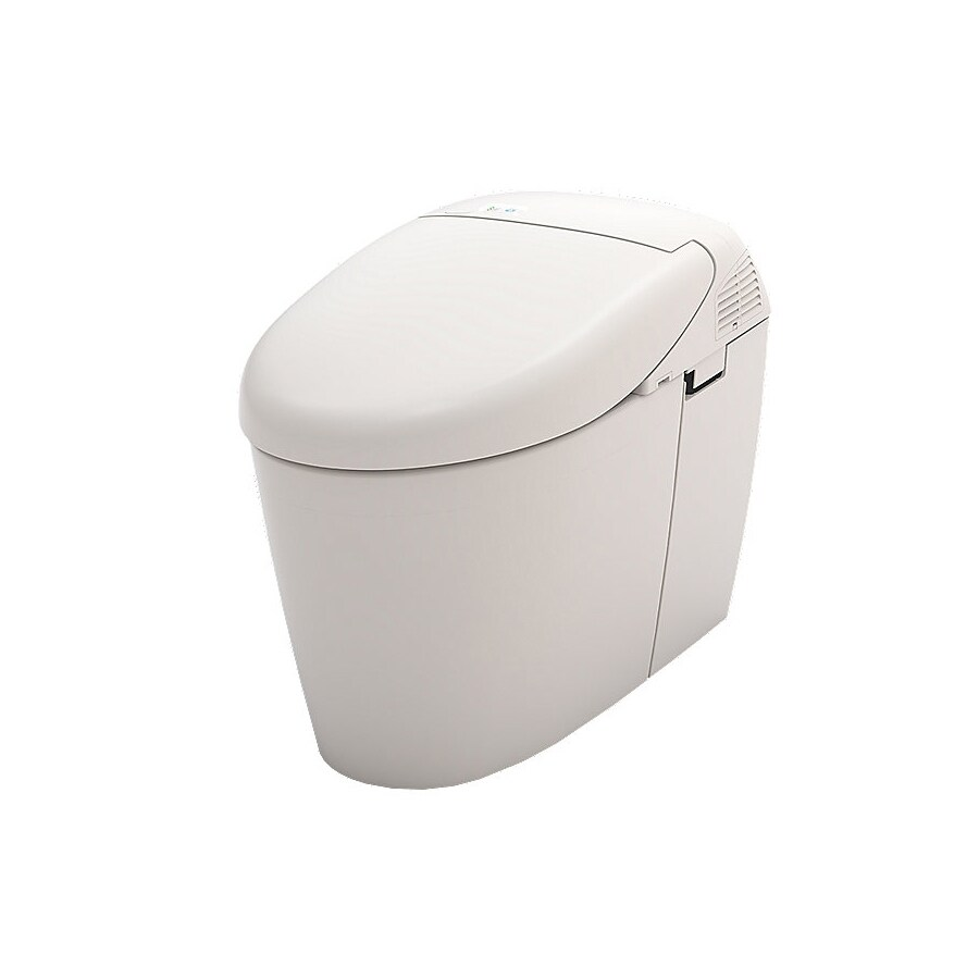 TOTO Neorest Sedona Beige WaterSense Labeled Dual Elongated Standard Height Bidet Function 2-piece Toilet 12-in Rough-In Size