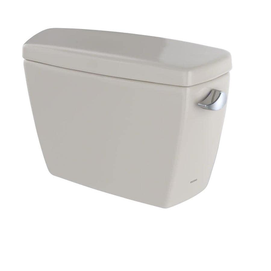 TOTO Drake Bone 1.6-GPF Single-Flush High-Efficiency Toilet Tank