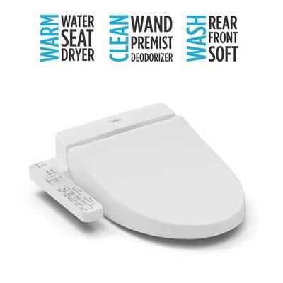 Incredible Toto Washlet Plastic Round Slow Close Heated Bidet Toilet Creativecarmelina Interior Chair Design Creativecarmelinacom