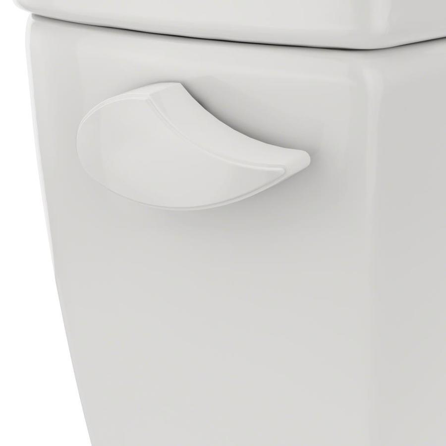 TOTO Carolina White Toilet Handle