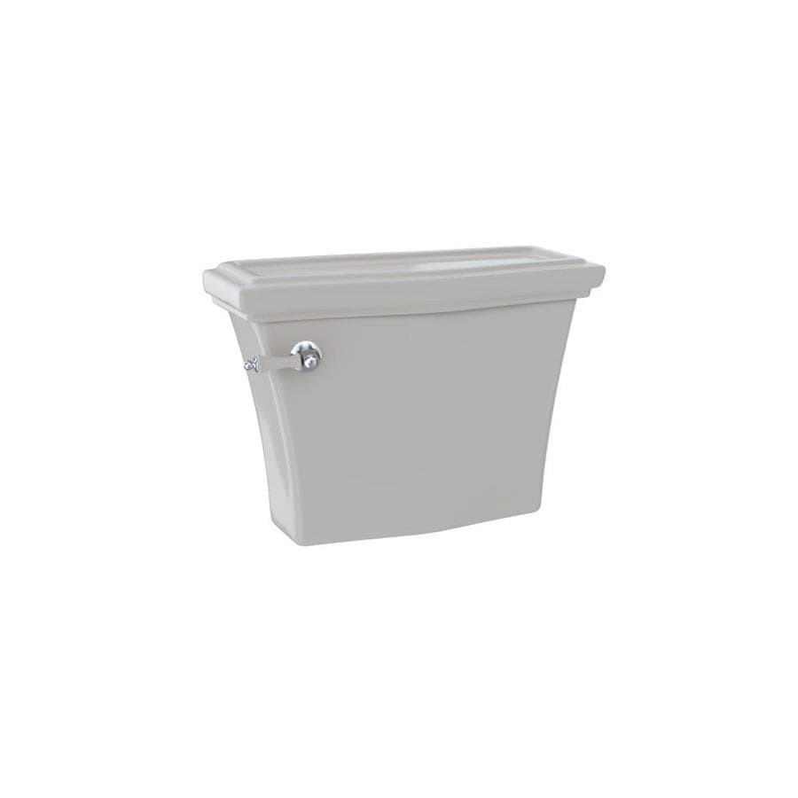 TOTO Clayton Sedona Beige 1.28-GPF (4.85-LPF) 12 Rough-In Single-Flush High-Efficiency Toilet Tank
