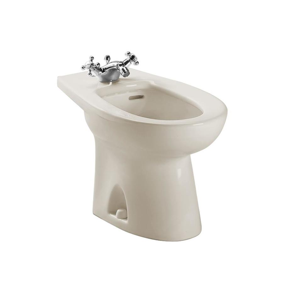 TOTO Piedmont 15-in H Sedona Beige Elongated Bidet