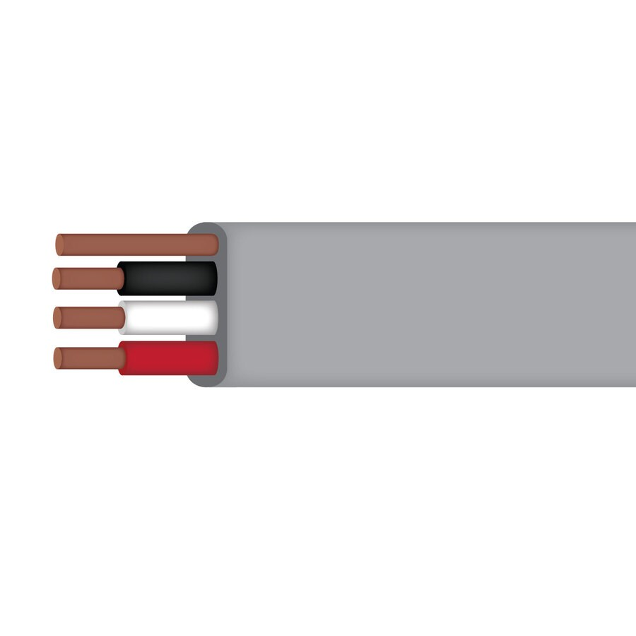 Shop 250-ft 14-3 UF Wire (By-the-Roll) at Lowes.com