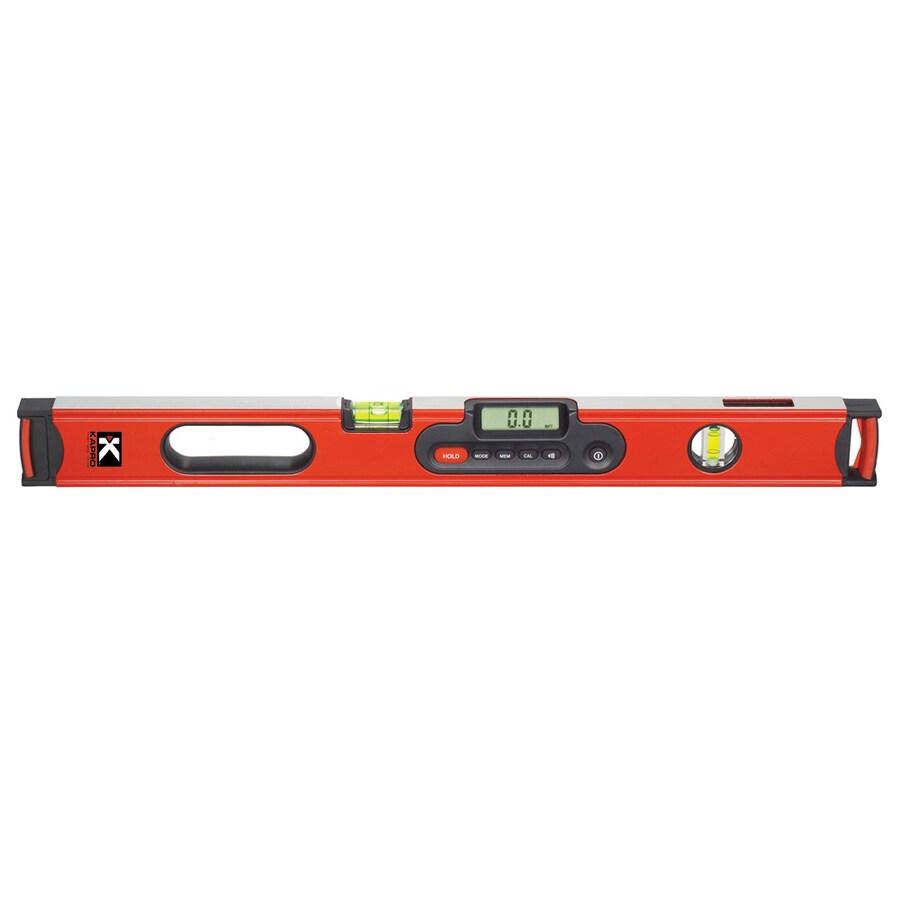 KAPRO Digiman 48-in Magnetic Digital Display Box Beam Level Standard Level