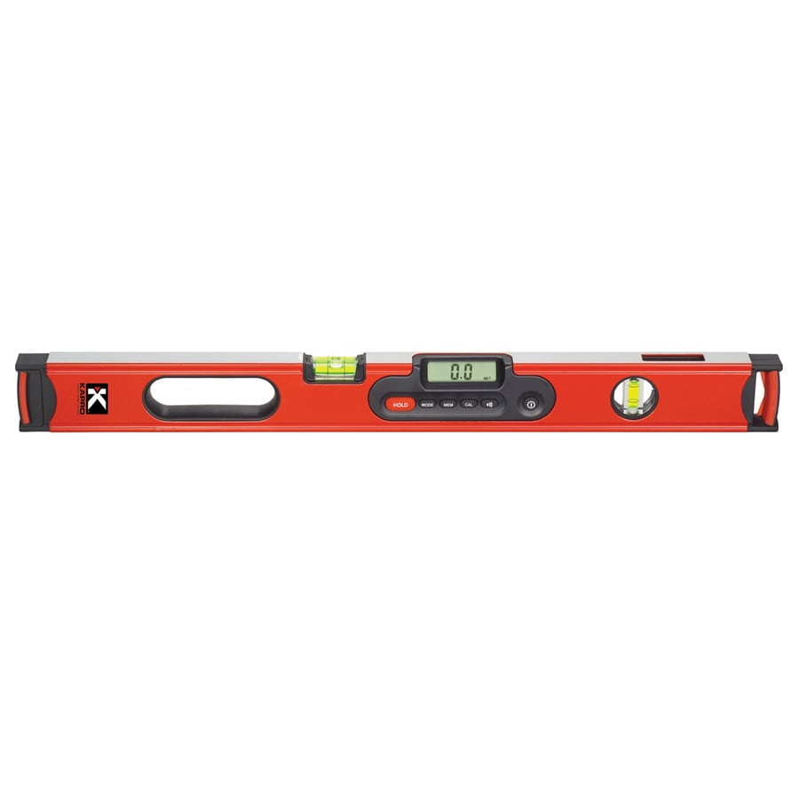 KAPRO Digiman 24-in Magnetic Digital Display Box Beam Level Standard Level