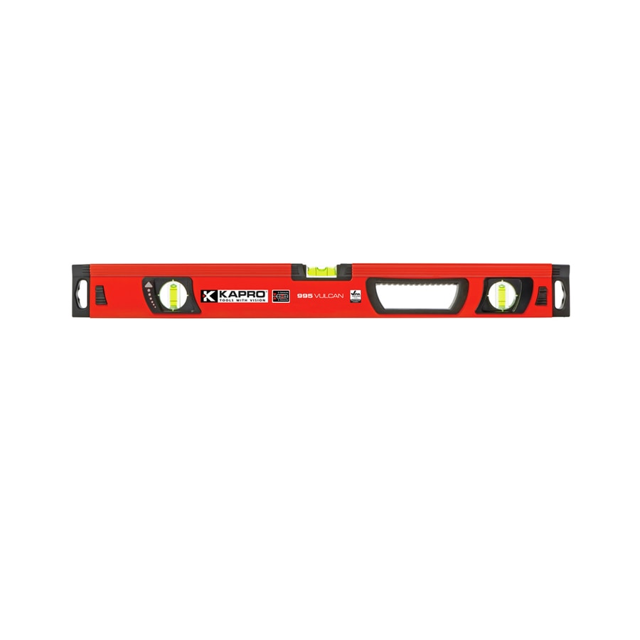 KAPRO Vulcan 72-in Box Beam Standard Level