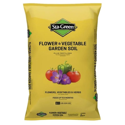 Sta-Green 2-cu ft Garden Soil at Lowes com