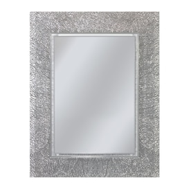 full length frameless wall mirror