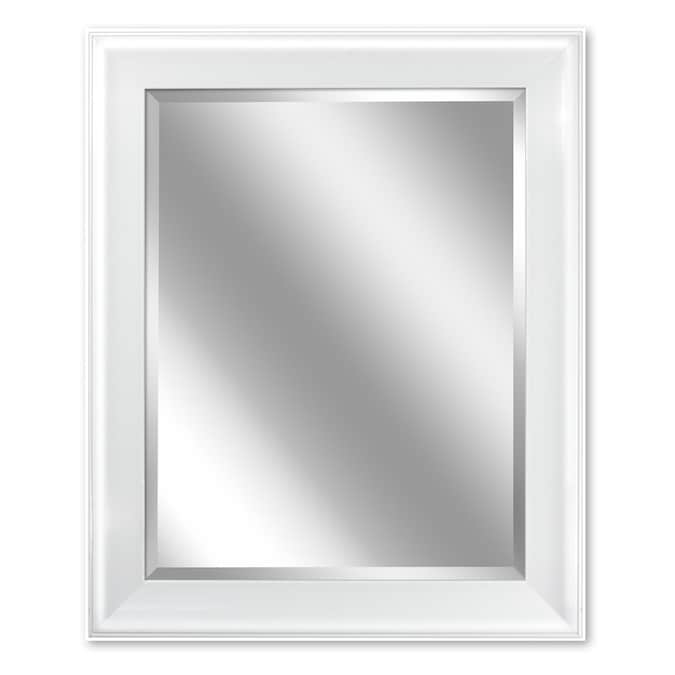 Beveled Bathroom Mirror Lowes Image Of Bathroom And Closet