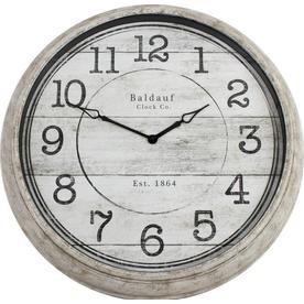 analog clocks at lowes com