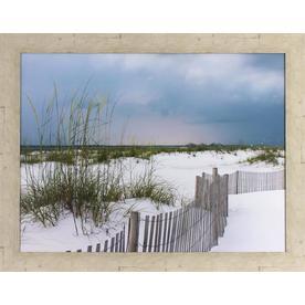 Framed Coastal Print
