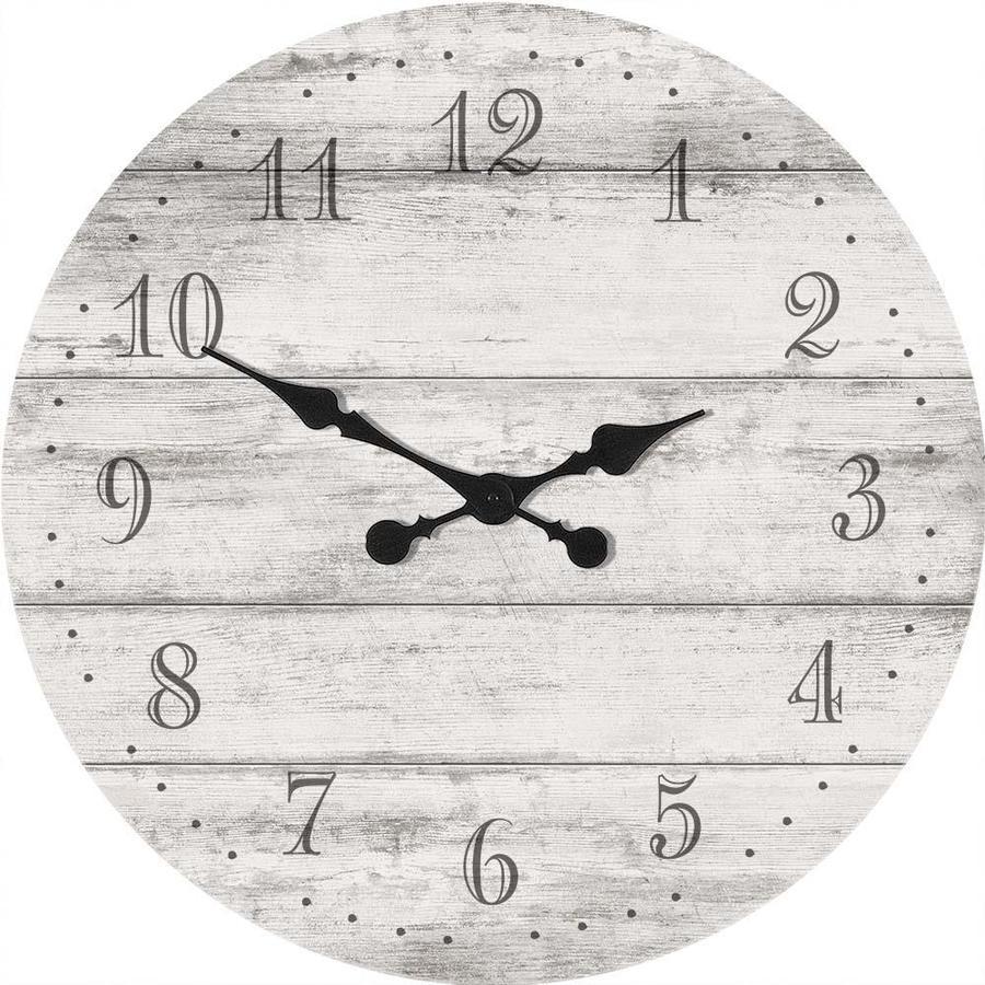 USA American Home States Colorado Wall Clock