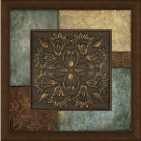 Large Metal Medallion Wall Art Shop Wall Art At Lowes