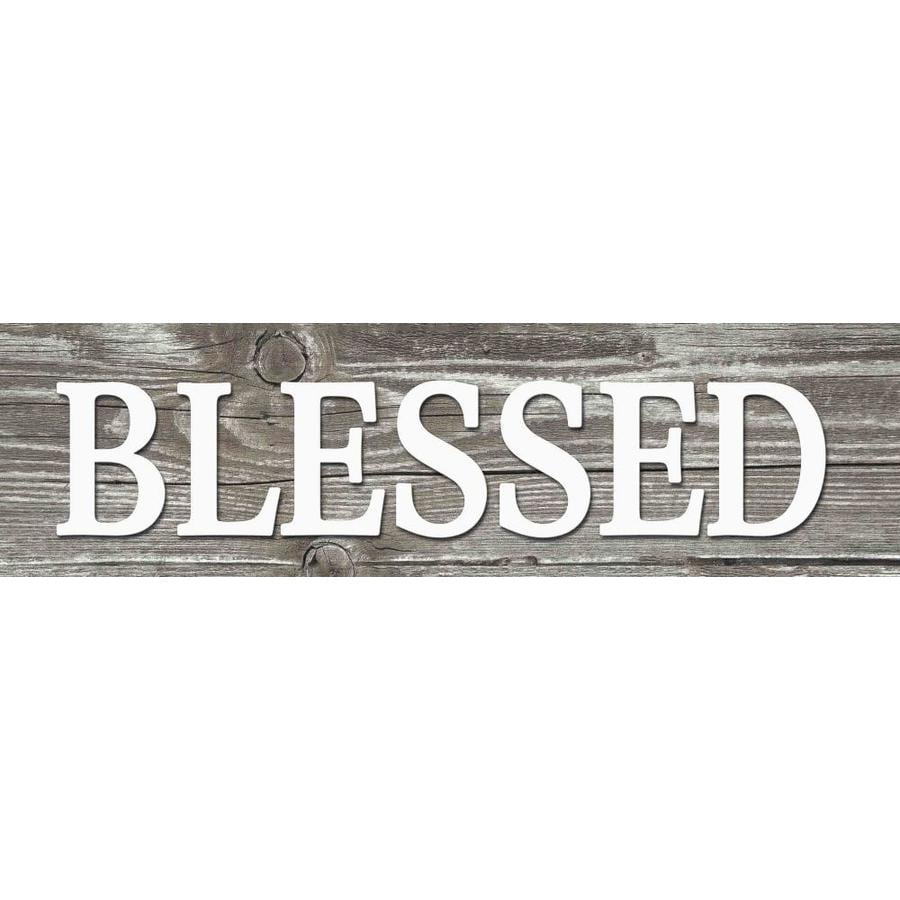 8-in x 31-in Ship Lap Blessed Grey