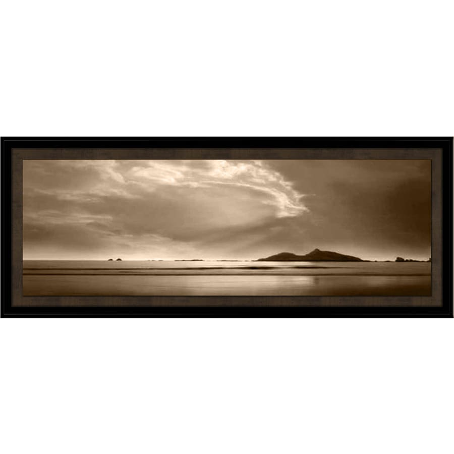 16-in W x 40-in H Framed Photography Print Wall Art