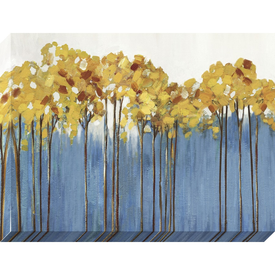 40-in W x 30-in H Frameless Canvas Landscapes Print Wall Art
