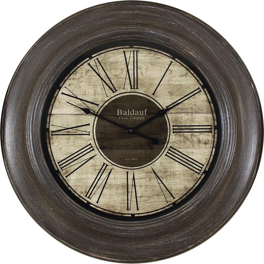 Analog Round Indoor Wall Standard Clock