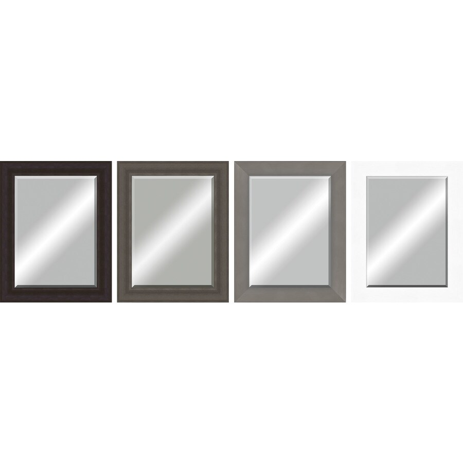 Multiple Beveled Wall Mirror
