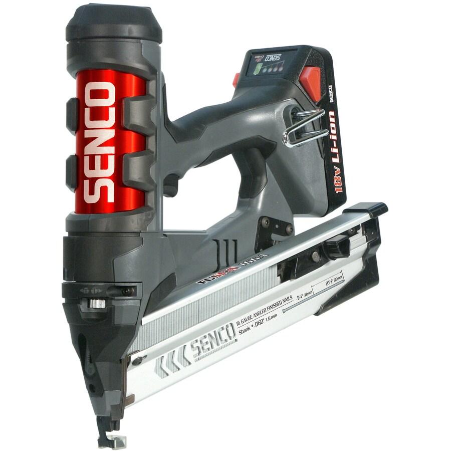 SENCO 18-Volt Cordless Nailer