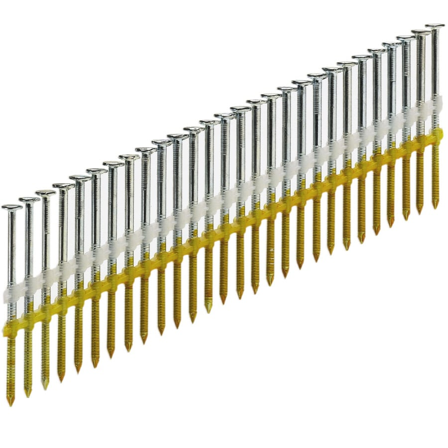 Shop SENCO 1000-Count 3-1/4-in x 0.131 Smooth Collated Framing Nails ...