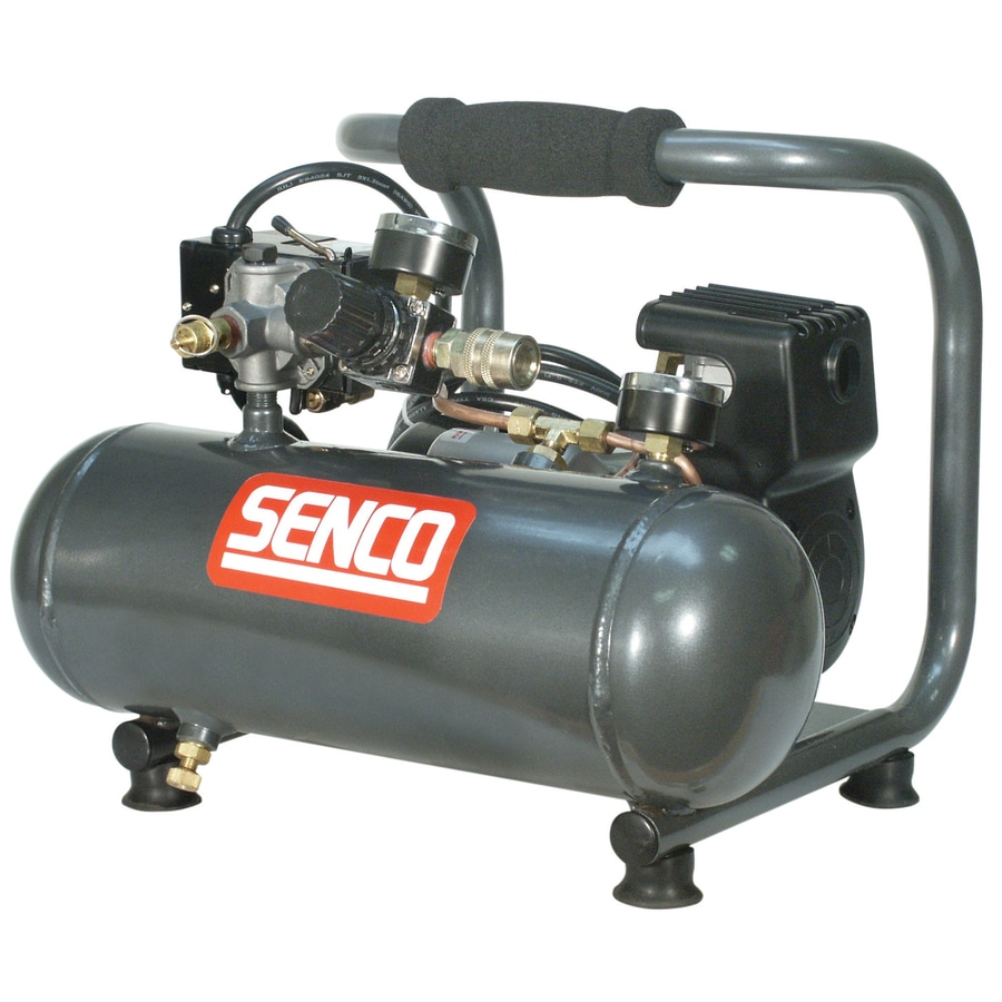 SENCO 1-Gallon Portable Electric Hot Dog Air Compressor