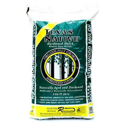 2 Cu Ft All Natural Hardwood Mulch At Lowes Com