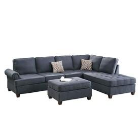 Blue Living Room Sets At Lowes Com