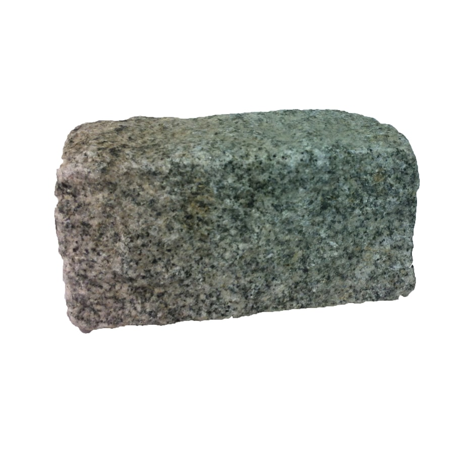 Belgium Natural Patio Stone (Common: 4-in x 8-in; Actual: 3.5-in x 7.5-in)