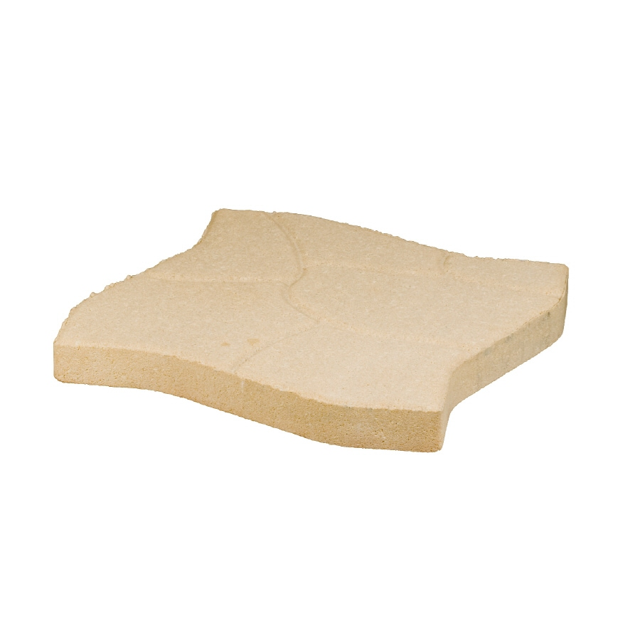 Sand Patio Stone (Common: 16-in x 16-in; Actual: 16-in x 16-in)