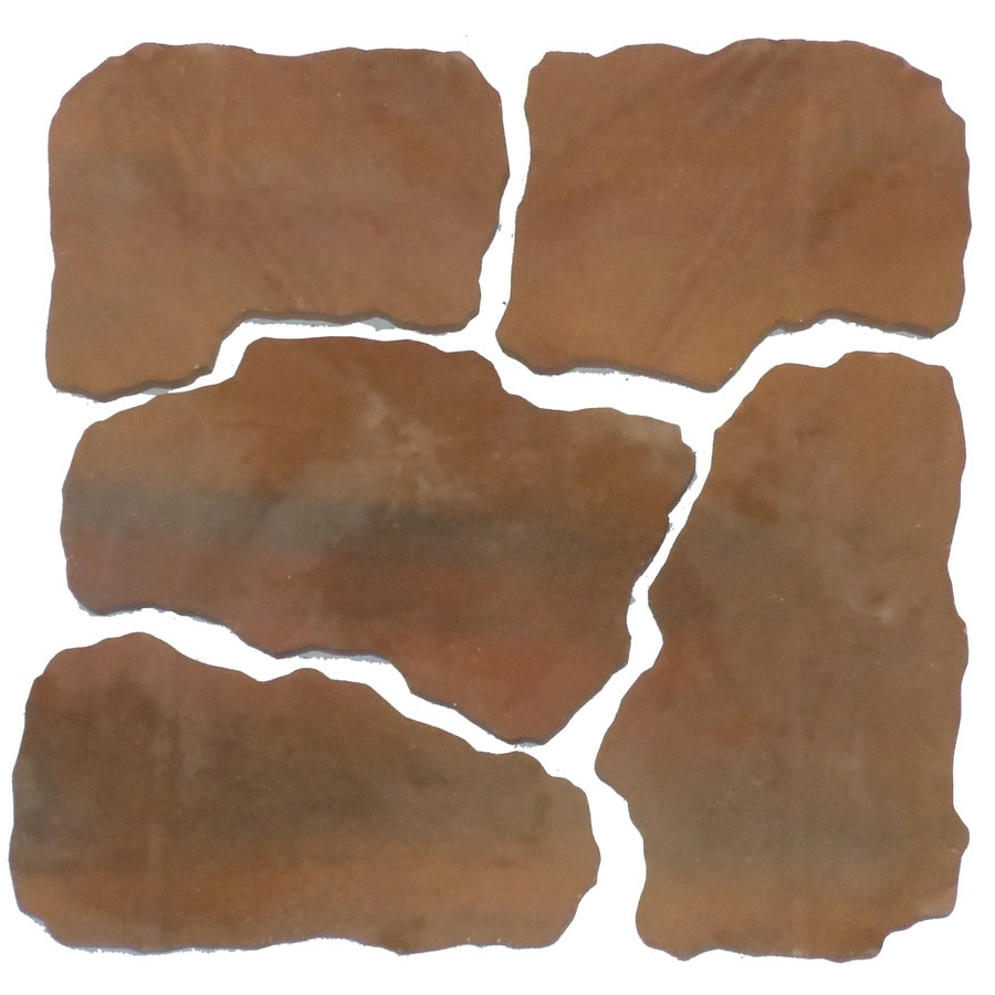 Autumn Blend Patio Stone (Common: 15-in x 20-in; Actual: 6.5-in x 11.5-in)