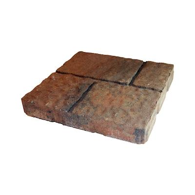 undefined Four cobble Ashland Concrete Patio Stone (Common: 16-in x 16-in; Actual: 15.7-in x 15.7-in)