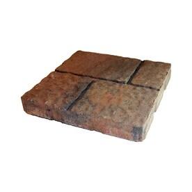 Four Cobble Ashland Patio Stone (Common: 16 In X 16 In;