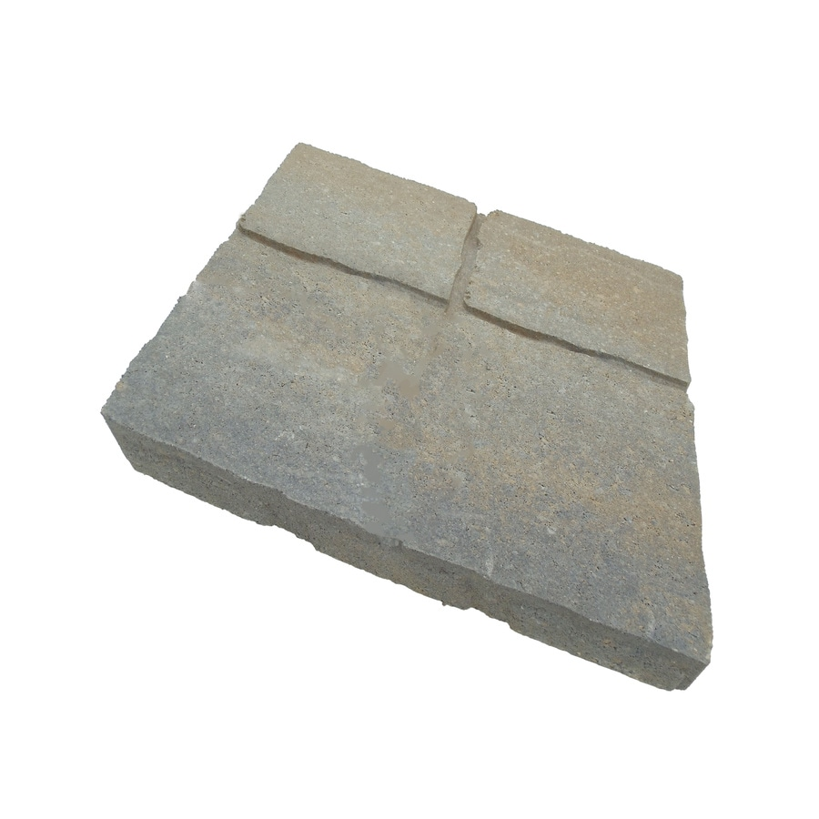 Cobble Stone Arcadian Patio Stone (Common: 16-in x 24-in; Actual: 15.6-in x 23.5-in)