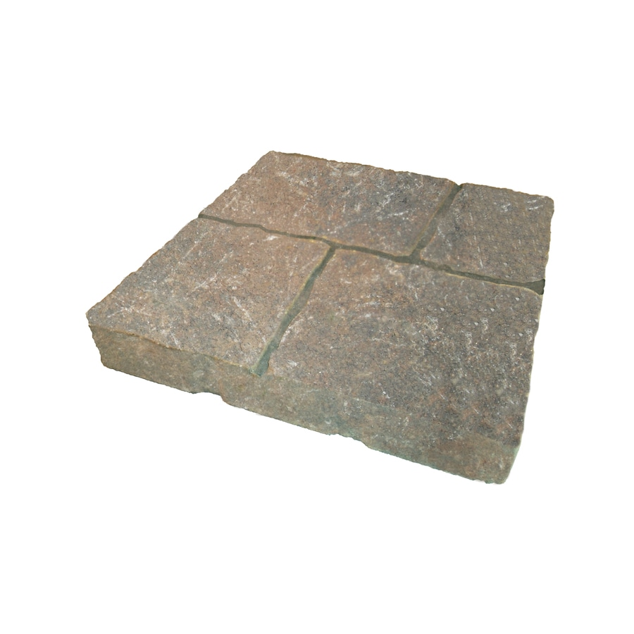 Duncan Patio Stone (Common: 16-in x 16-in; Actual: 15.7-in x 15.7-in)