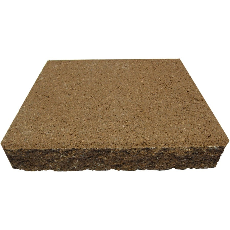 Basic Tan Retaining Wall Cap (Common: 2-in x 12-in; Actual: 2.2-in x 12-in)