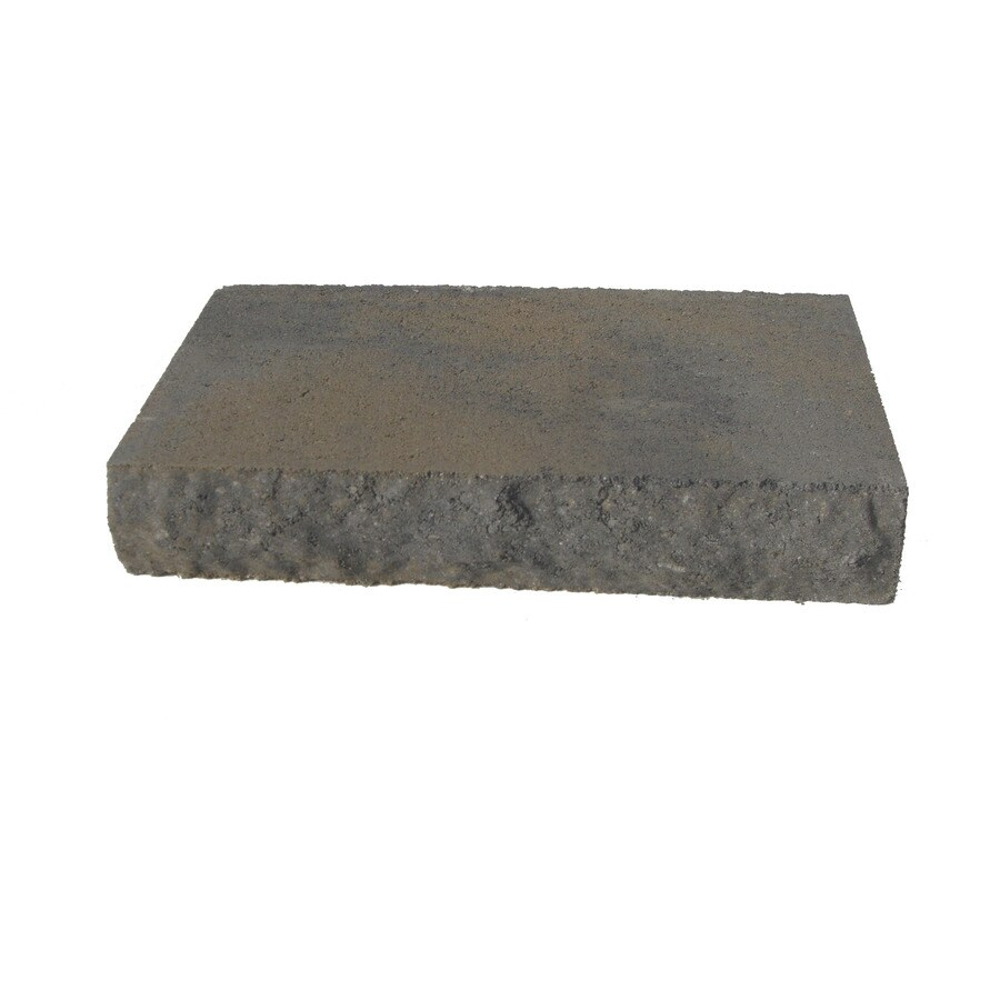 Chiselwall Arcadian Retaining Wall Cap (Common: 2-in x 12-in; Actual: 4-in x 12-in)