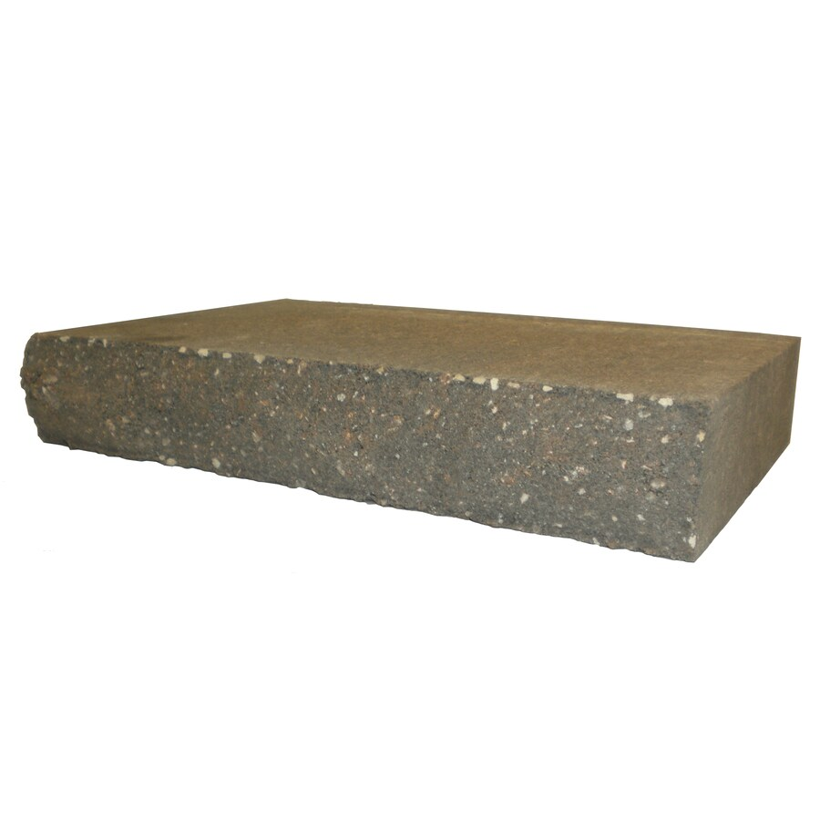 Chiselwall Oak Run Retaining Wall Cap (Common: 2-in x 12-in; Actual: 2-in x 12-in)