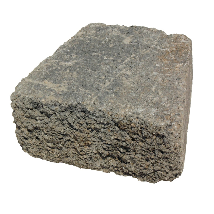 Ashland Countryside Wall Retaining Wall Block (Common: 6-in x 9-in; Actual: 6.1-in x 8.6-in)