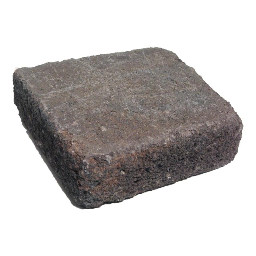 Basalt Blend Retaining Wall Cap (Common: 10-in x 12-in; Actual: 10-in x 11.8-in)