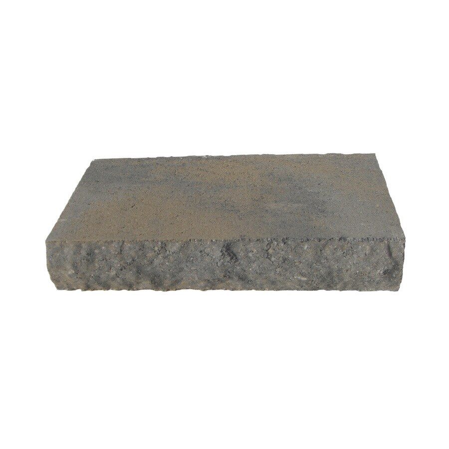 Chiselwall Allegheny Retaining Wall Cap (Common: 2-in x 12-in; Actual: 2-in x 12-in)